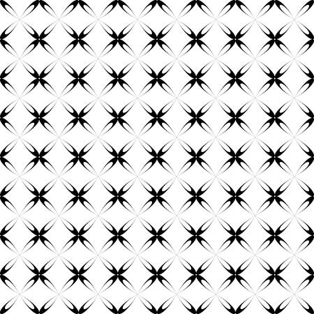 iteration: Seamless pattern incrociano trasparente. Vector.