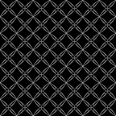 crisscross: Seamless crisscross pattern. Vector.
