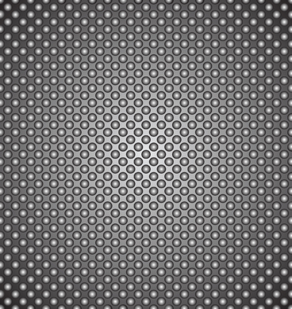 Seamless texture  Relief surface editable illustration  Vector