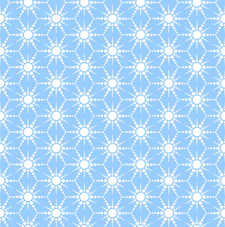iteration: Seamless dots design  Illustration