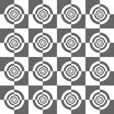 Seamless pattern. illustration. Vector
