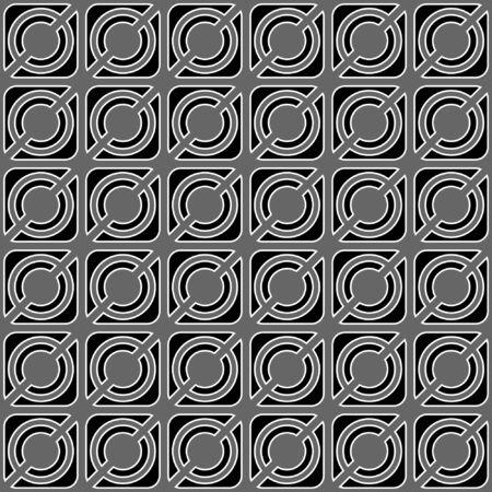 Seamless geometric pattern Stock Vector - 7972450