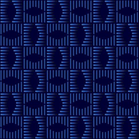 Seamless abstract checked texture  Vector