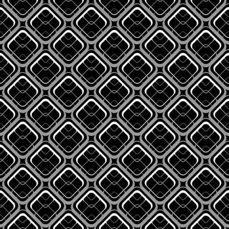 rhythm rhythmic: Seamless geometric pattern Illustration