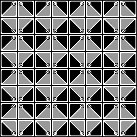 checked: Seamless geometric pattern.  illustration.