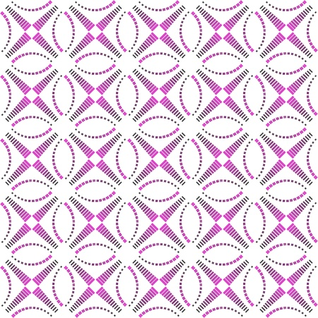 Seamless pattern Stock Vector - 9675285