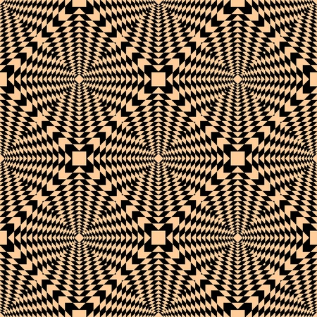 Seamless geometric pattern. Stock Vector - 9675288