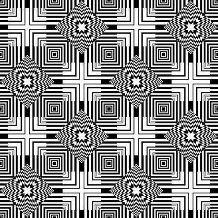 Seamless pattern. Vector art. Vector