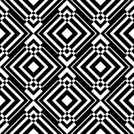 シームレスな幾何学模様。