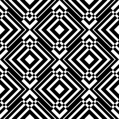 geometrical shapes: Seamless geometric pattern.
