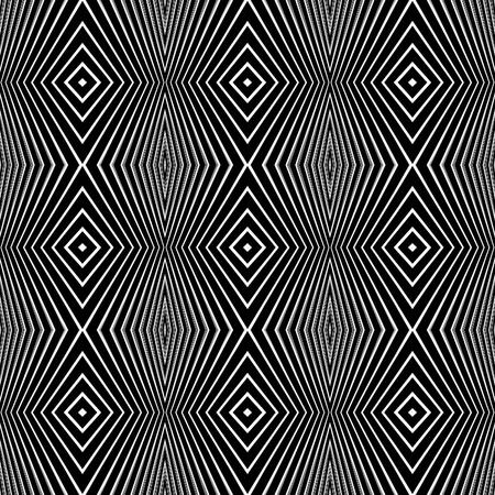 幾何学的な質感とのシームレスなパターン。