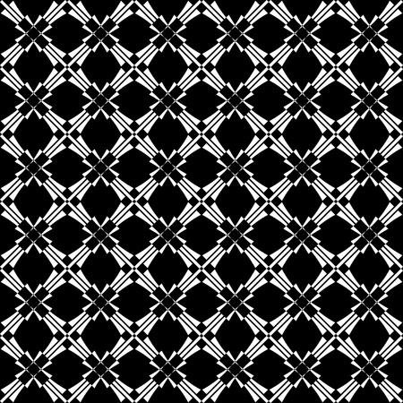 crisscross: Seamless criss-cross diagonal geometric pattern. Vector art.