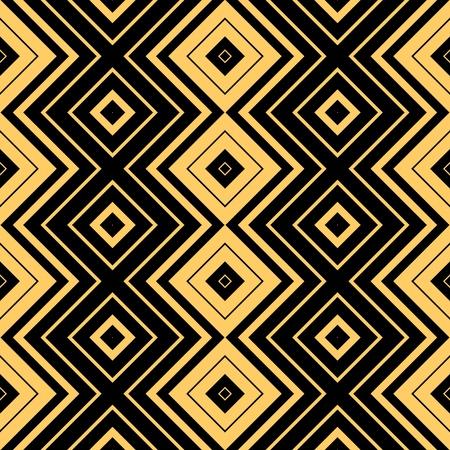filling line: Seamless geometric pattern. Vector art.