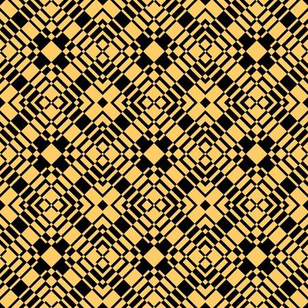Seamless geometric pattern. Vector art. Vector