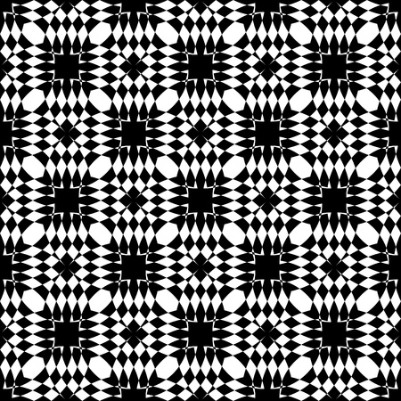Seamless pattern. Vector art. Vector