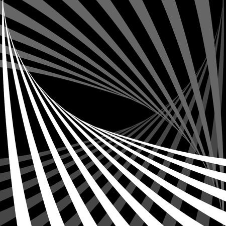 dark gray line: Tel�n de fondo abstracto. Vector de arte.