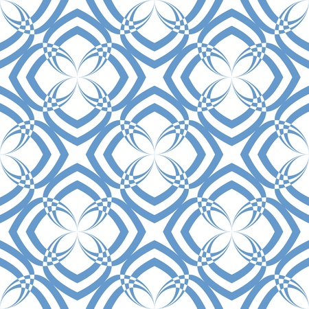 Seamless pattern for wallpaper or fabric.   Vector