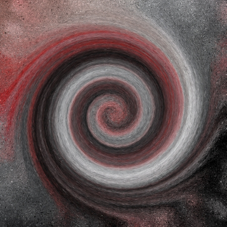 scroll wheel: Whirl. Abstract background. Illustration.