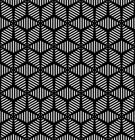 Seamless geometric pattern.  Vector