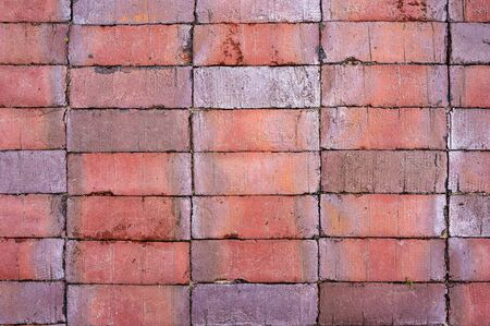 clinker tile: Ladrillos de textura de cl�nker. Fondo