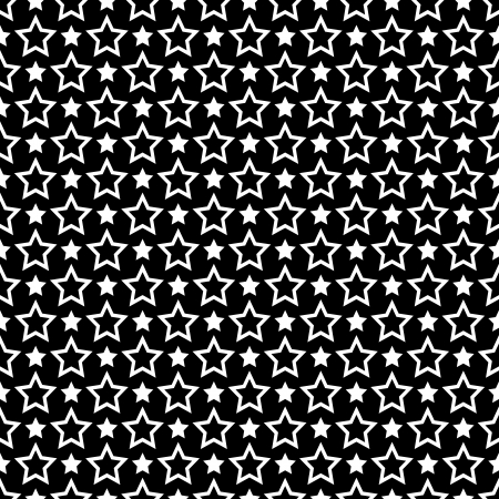 diagonal: Seamless stars texture.