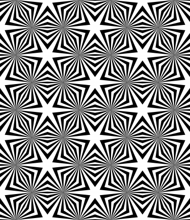 op art: Seamless decorative texture.