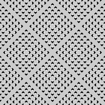 wallpapers: Seamless geometric checked texture. Vector art.