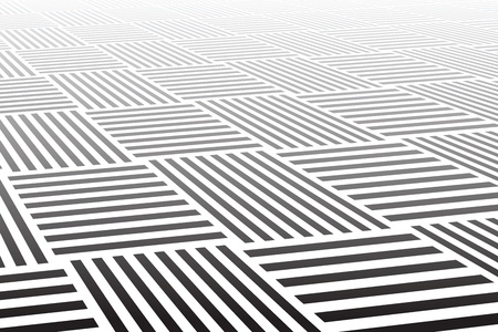 latticed: Abstract geometric textured background. Vector art. Illustration