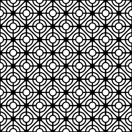 lattice: Lattice pattern. Seamless geometric textures. Vector art.