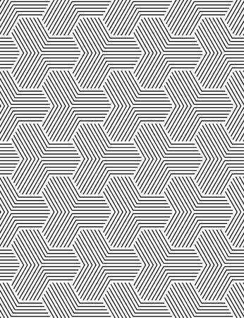 web2: Seamless geometric texture. Vector art.