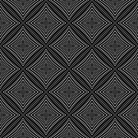 checked: Seamless checked pattern. Vector art. Illustration