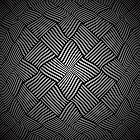 convex: Convex interlacing pattern.