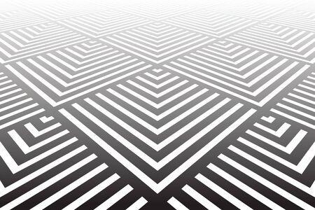 pyramidal: Abstract geometric background. Vector art. Illustration