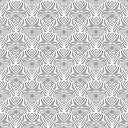 com escamas: Fishscale textura sem emenda. Arte do vetor.