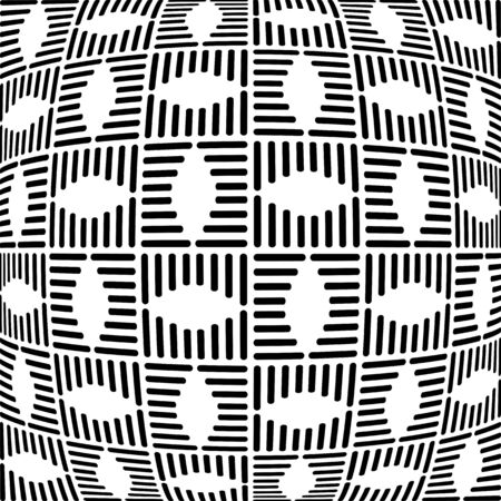 checked: Geometric checked pattern. Abstract textured background.  Illustration