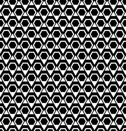 seamless geometric: Seamless pattern geometrici.