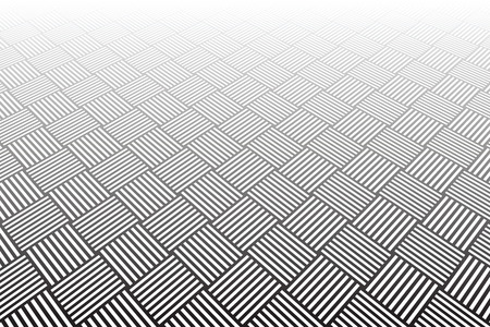 checked background: Tiled textured surface. Abstract geometric checked background. Illustration