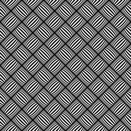 checked: Seamless checked texture. Vector illustration.