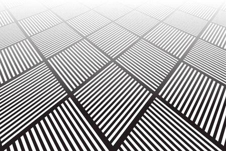 latticed: Abstract geometric background. Vector art. Illustration