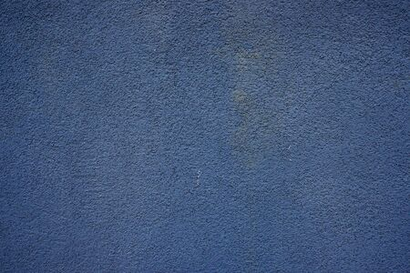 concrete surface finishing: Wall texture.  Blue textured background.