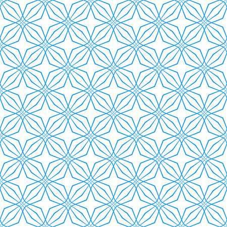 latticed: Seamless geometric latticed texture. Vector art. Illustration