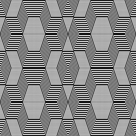 pattern geometric: Seamless geometric pattern.