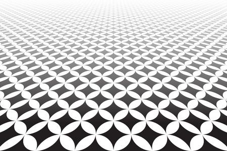 Piastrella superficie irregolare. Sfondo astratto geometrica.