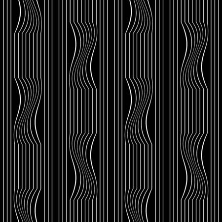 striped lines: Seamless striped lines pattern
