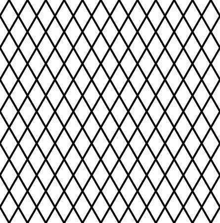 원활한 다이아몬드 패턴입니다. 형상 격자 텍스처입니다. 벡터 아트입니다. 일러스트