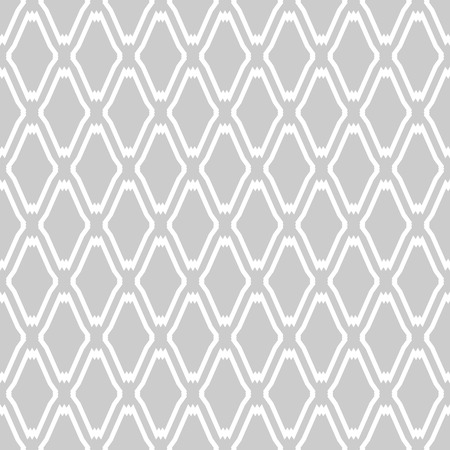 iteration: Seamless diamonds pattern. Geometric texture. Vector art.