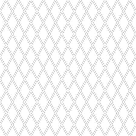 Seamless diamonds pattern. Geometric texture. Vector art.