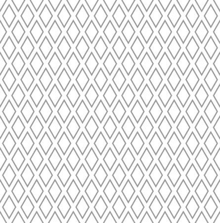 Seamless diamonds pattern. Geometric texture art. Illustration