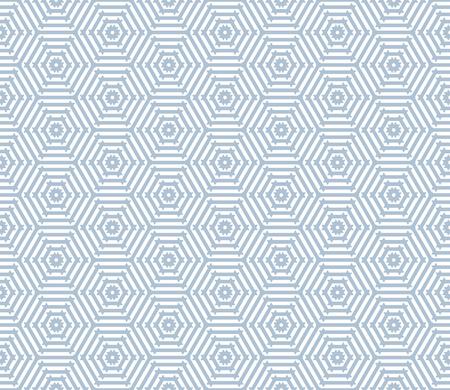 geometrical: Seamless hexagons pattern. Geometrical texture art. Illustration