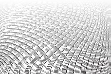abstract art: Abstract background with lines texture. Vector art.